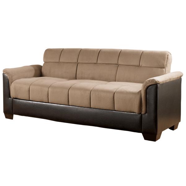 ashley roxanne flip flop sofa mocha 5850164 rh countrywoodfurniture com ashley flip flop sofa with storage ashley furniture flip flop sofa