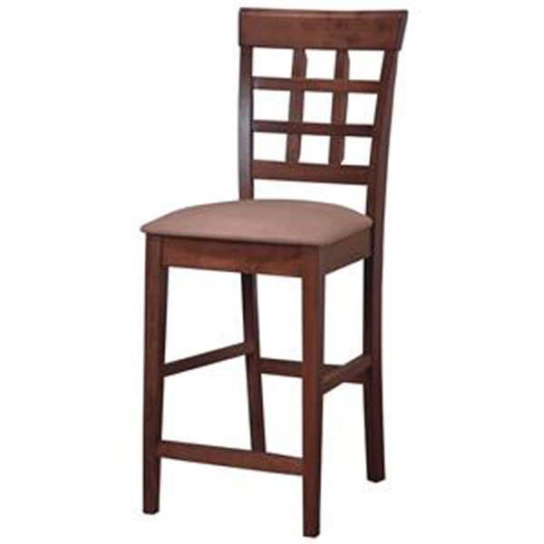 Sensational Coaster Mix Match Wheat Back Counter Stool 101209 San Jose Ibusinesslaw Wood Chair Design Ideas Ibusinesslaworg