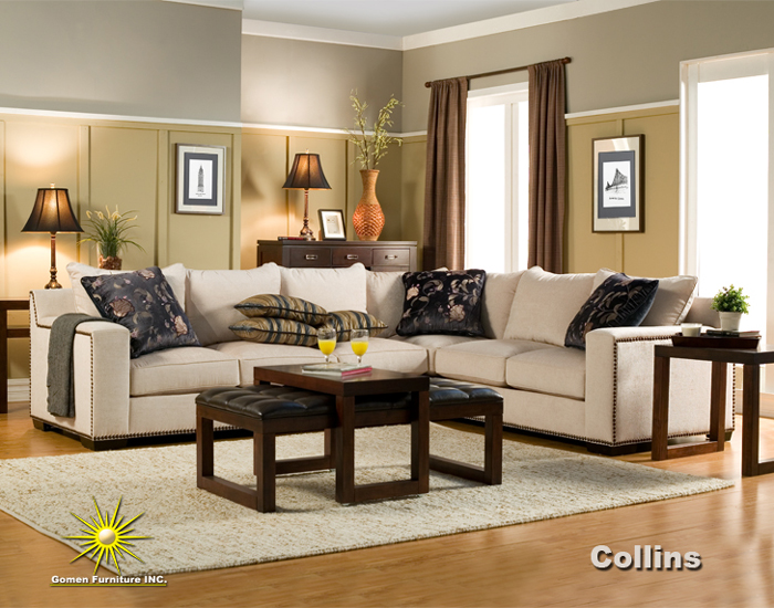 Gomen Collins Sectional