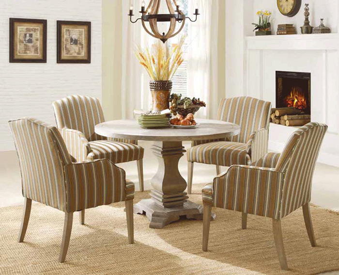 Homelegance Euro Casual Dining Table Set 2516 48 5