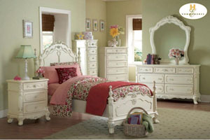 Homelegance Cinderella Youth Bedroom