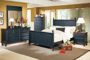 Homelegance Pottery Bedroom Set