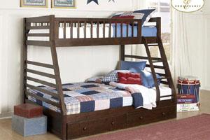 Homelegance Dreamland Bunk Bed